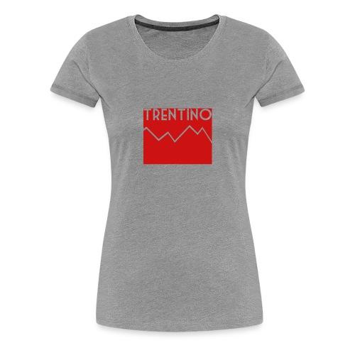 trentino - Maglietta Premium da donna