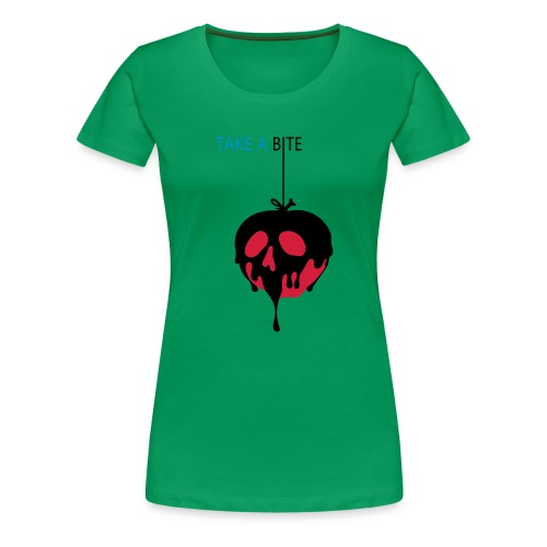 Apple Snow White Mela Biancaneve - Maglietta Premium da donna