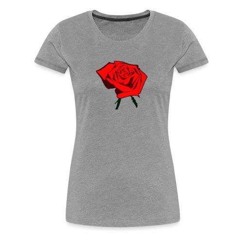 Rose - Women's Premium T-Shirt
