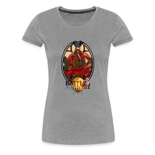 Battle for Legend : Les Moustiques - T-shirt Premium Femme