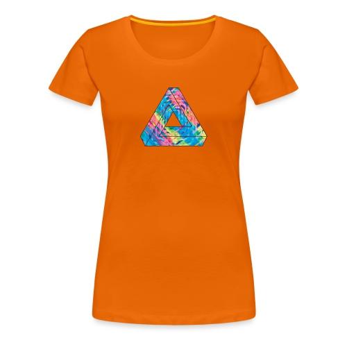 illusion - Women's Premium T-Shirt