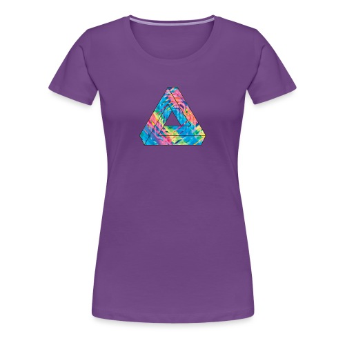 illusion - Women's Premium T-Shirt