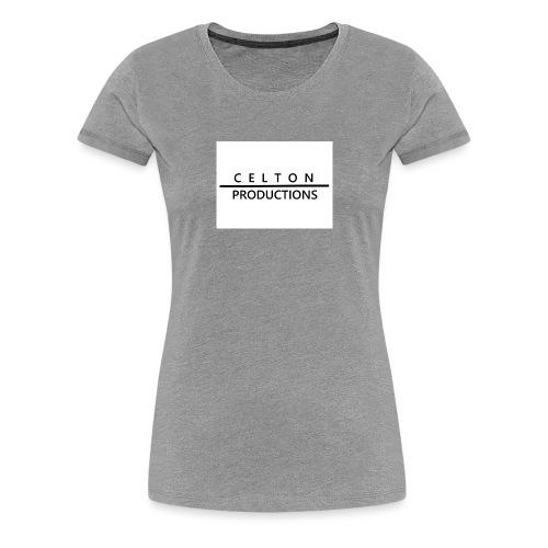 CeltonProductions - Premium-T-shirt dam