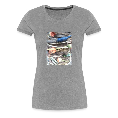 frutas - Camiseta premium mujer