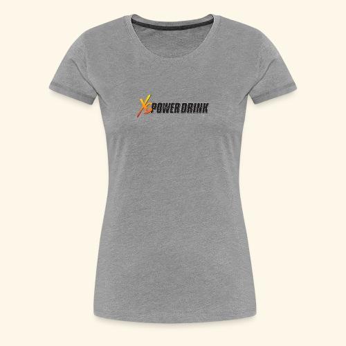 PowerDrink - Camiseta premium mujer