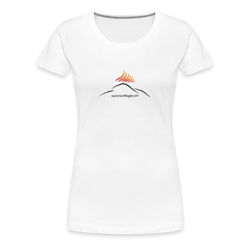 auroracottage.com - Frauen Premium T-Shirt