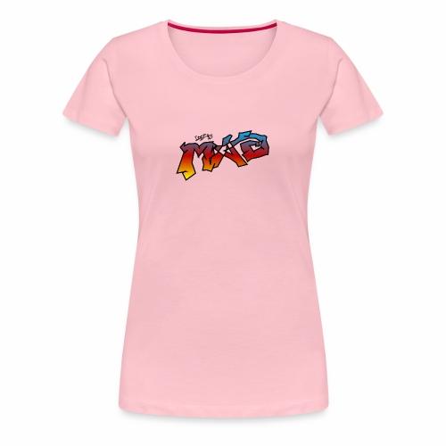 Life Is MAD CGI Makeover TM collaboration - Women's Premium T-Shirt