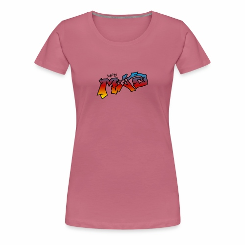 Life Is MAD CGI Makeover TM collaboration - Women's Premium T-Shirt