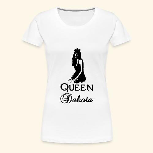Queen Dakota - Women's Premium T-Shirt
