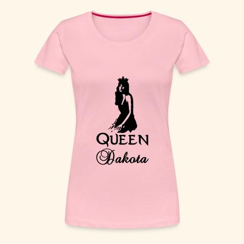 Queen Dakota - Women's Premium T-Shirt
