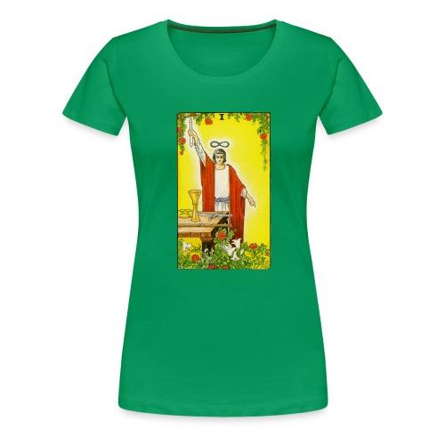 tarot - Vrouwen Premium T-shirt
