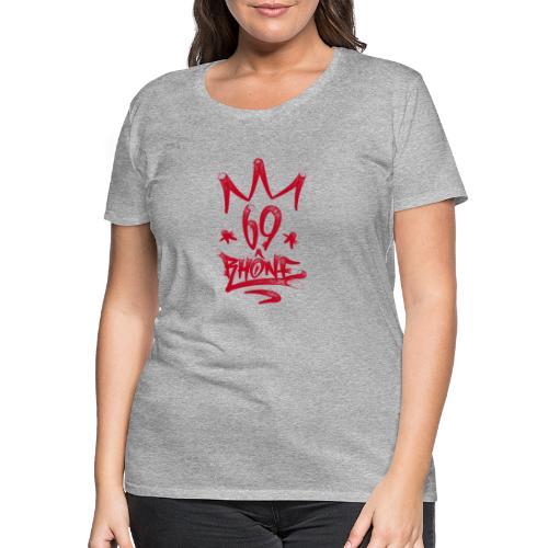 69Rhone - T-shirt Premium Femme