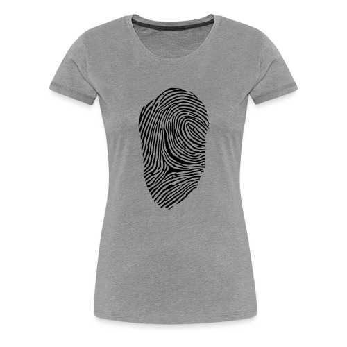 schaeubleattrappe - Frauen Premium T-Shirt