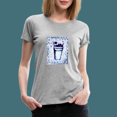 Doublecup - Frauen Premium T-Shirt