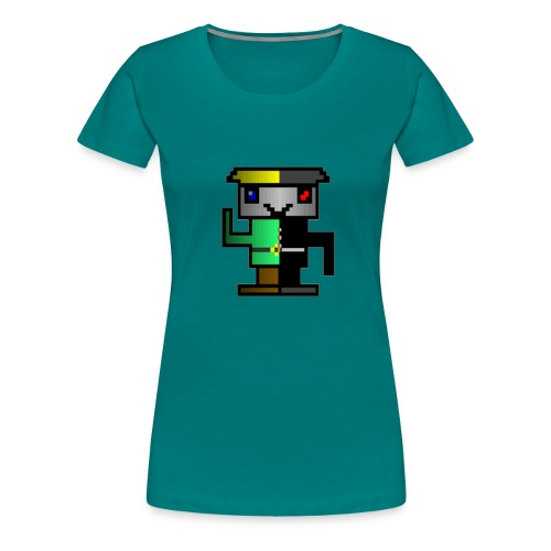 LogoJP2 2048 - Frauen Premium T-Shirt