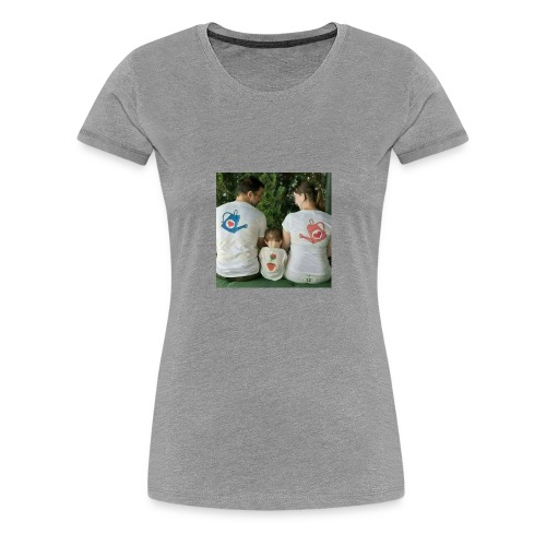 make your future !!! - Women's Premium T-Shirt