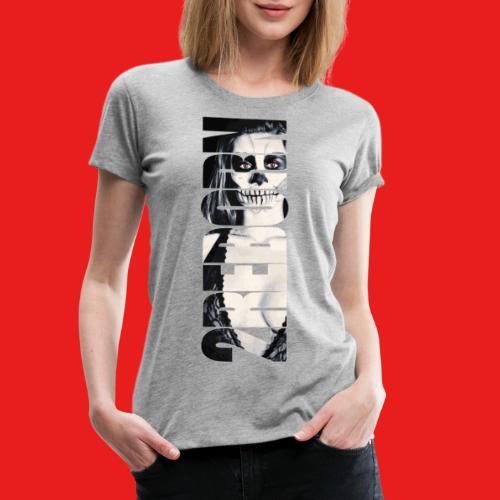 Hot sexy Fashion Pin-Up Girl Dead Zombie 2reborn - Frauen Premium T-Shirt