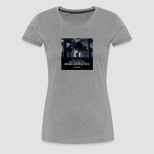 The House - Women's Premium T-Shirt