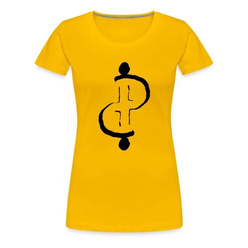 TwoFriends - Maglietta Premium da donna