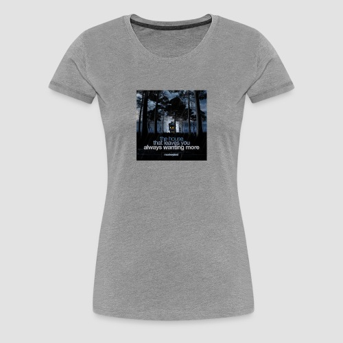 The House - Women's Premium T-Shirt