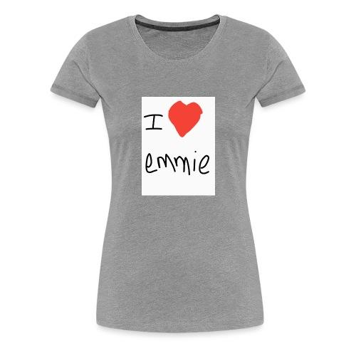 i love emmie - T-shirt Premium Femme