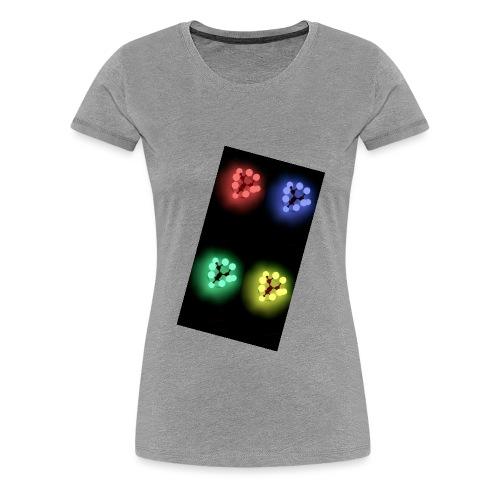 Lights - T-shirt Premium Femme