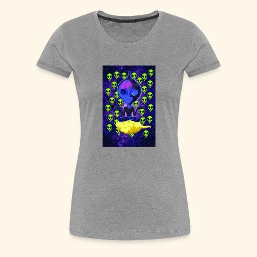 Trippy - Maglietta Premium da donna