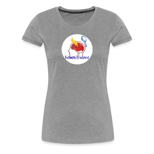 Fulmin Record - Maglietta Premium da donna