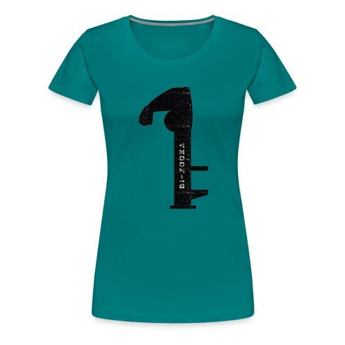 bi zooka - Dame premium T-shirt