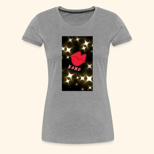 XOXO - Frauen Premium T-Shirt