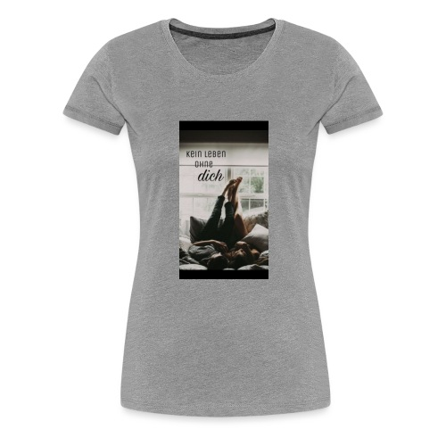 Beziehung - Frauen Premium T-Shirt