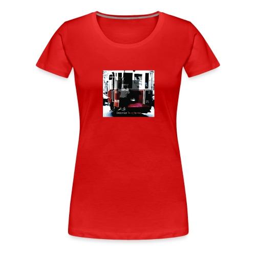 thelongwayhome design - Women's Premium T-Shirt
