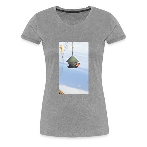 CDEDDB4E 4814 4FF3 AAE9 0083EF43A727 - Premium T-skjorte for kvinner