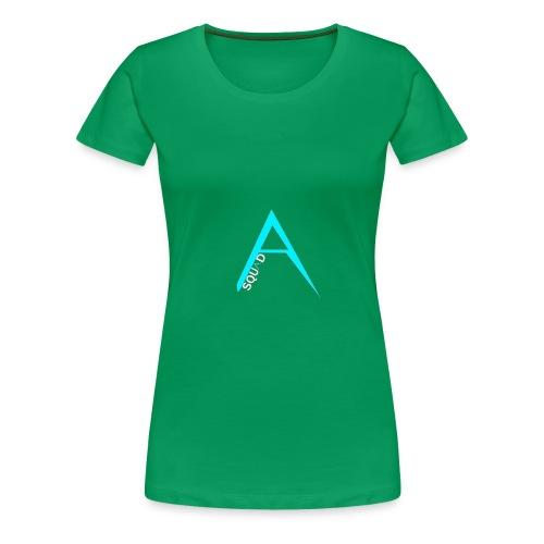 ANGISTEF SQUAD LOGO - Premium-T-shirt dam