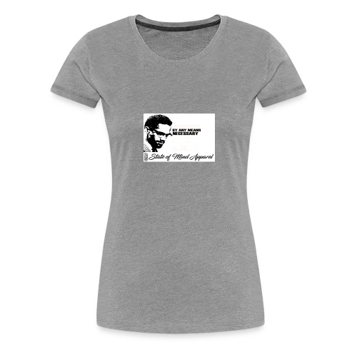 by any means 2 - Women's Premium T-Shirt