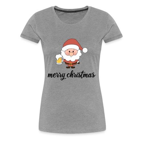 Santa - Frauen Premium T-Shirt