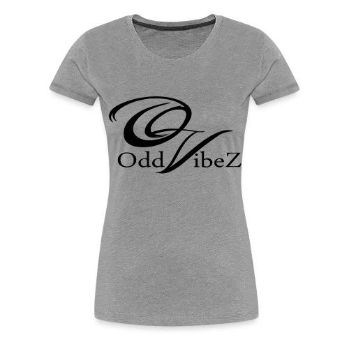 OV-logo-clean-black - Premium-T-shirt dam