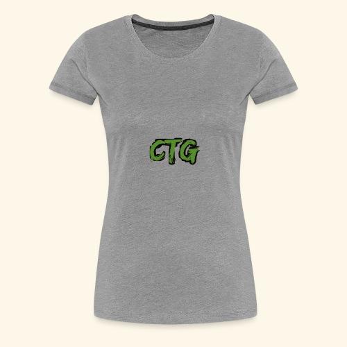 * OFFICIAL * New 2018 Logo Merch - Women's Premium T-Shirt
