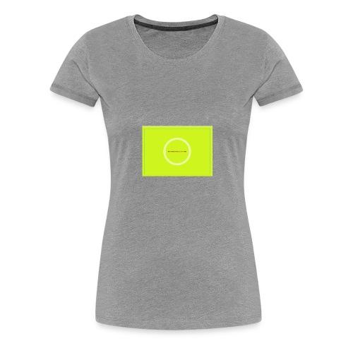 whale - Women's Premium T-Shirt
