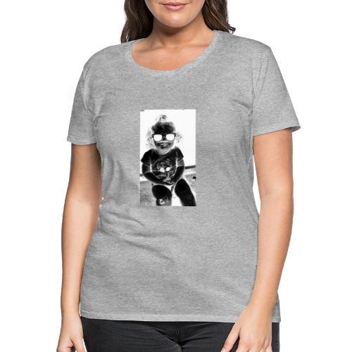 D3 - Women's Premium T-Shirt