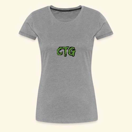 * OFFICIAL * New 2018 Logo Merch - Women's Premium T-Shirt