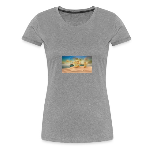 Love Island - Women's Premium T-Shirt