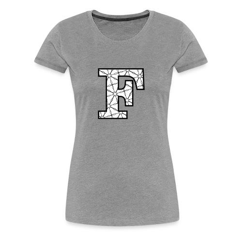 F - Frauen Premium T-Shirt