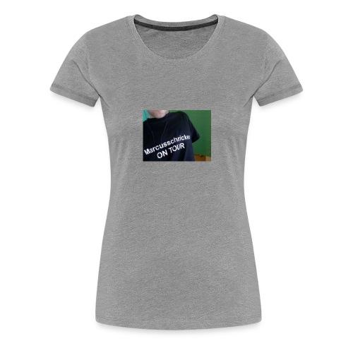 My Snapshot 6 - Frauen Premium T-Shirt