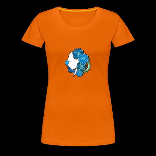 Rosa - T-shirt Premium Femme