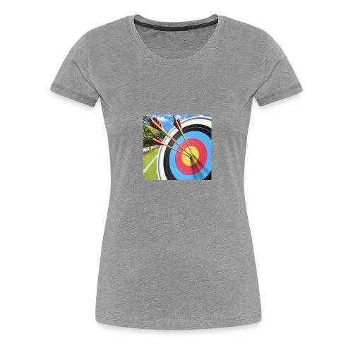 13544ACC 89C4 4278 B696 55956300753D - Premium T-skjorte for kvinner