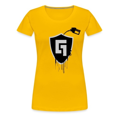 GFM fuel dripping - Women's Premium T-Shirt