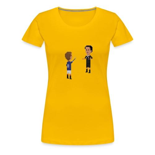 Referee boked - Women's Premium T-Shirt