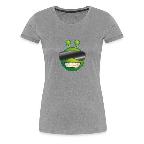 Alien Summer - Camiseta premium mujer