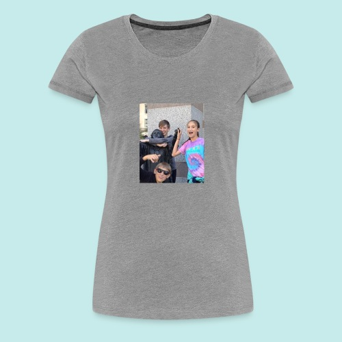 The Kyle Pillow - Women's Premium T-Shirt